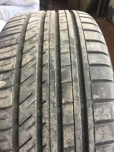 3 Kinforest tires 245/40ZR19