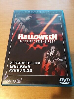 HALLOWEEN - A CUT ABOVE THE REST - - Halloween Dvds
