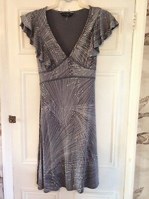 Star Pretty Dress Size 8 Dorothy Perkins Lace Grunge