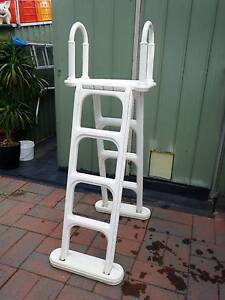 Swimming Pool Ladder Above ground  Good Condition Moorabbin Kingston Area Preview
