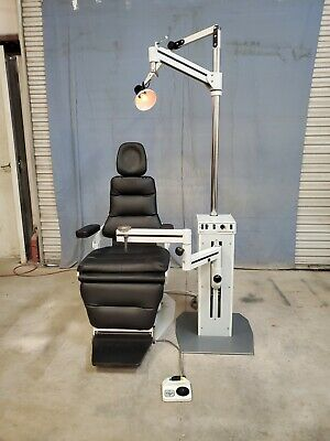 Woodlyn Surgical Chair Dental Chair With Woodlyn Instrument Stand