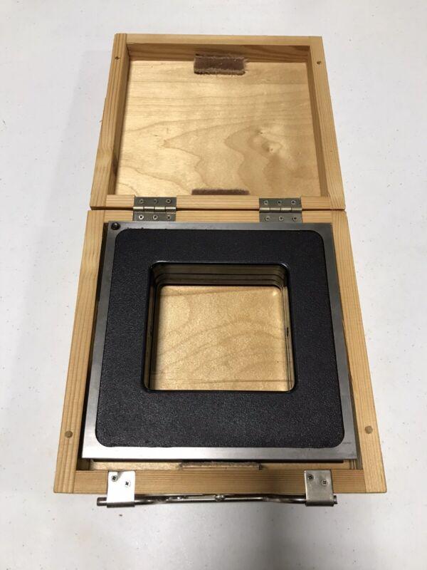 "8"" High Precision Square Frame Box Level Machine Inspection 9392-75"