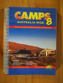 Camps8 camping book