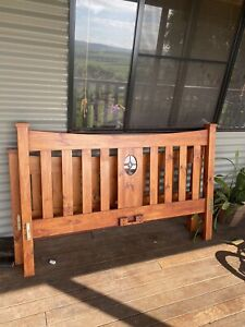 Queen Timber Bed Frame