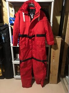 Mustang Floater Suit - Size XL
