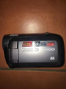 PANASONIC HDD HANDHELD VIDEO CAMERA NEED GONE Manly West Brisbane South East Preview