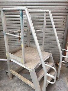No bolt work platform steps Sandringham Bayside Area Preview