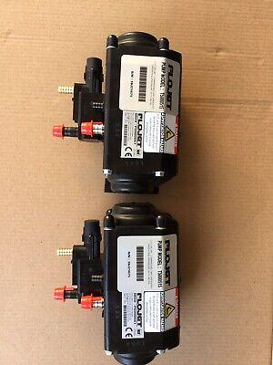 2 Each Brand New Flojet T5000 - 515 Syrup Beverage Bag In Box Pump