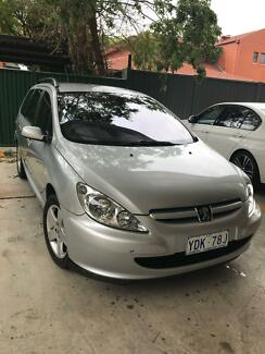 2004 Peugeot 307 Wagon $2100 Braddon North Canberra Preview