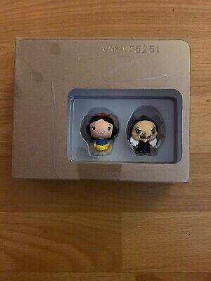 Disney Snow White & Witch Pint Size Heros Vinyl Mini-Figure - Snow White & Witch - Snow White Witch Name