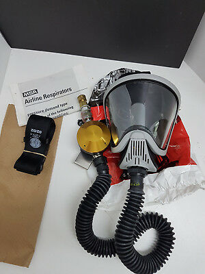 Msa Ultra Elite Airline Respirator Mask And Accessories