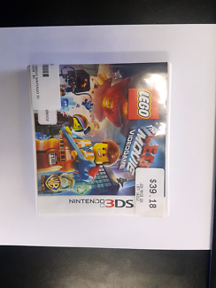 Nintendo 3ds The Lego Movie Video Game