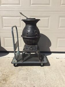 Canadian made Pot Belly stove
