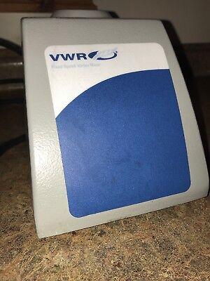 Vwr Fixed Speed Vortex Mixer Cat No 12620-838 Touch Vortex 945302