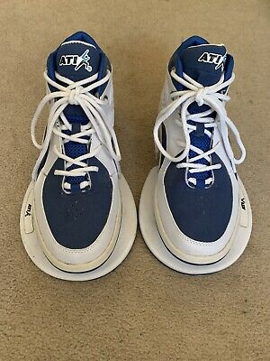 ATI Plyometric Strength Size 8.5 Blue/White Mens Shoes Jump Training Basketball