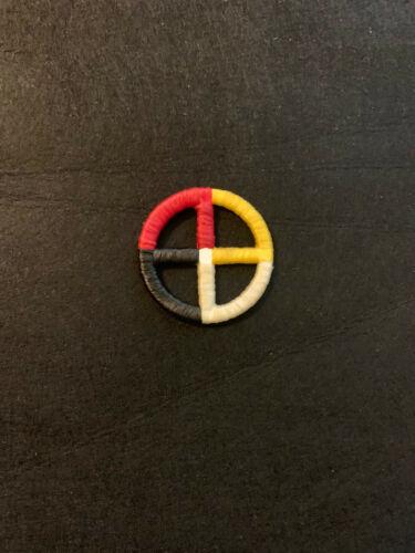 Medicine Wheel For Catlinite Native Flute - Native Peace Pipe