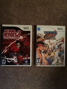 2 Hard To Find Wii Games