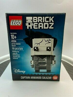 LEGO BrickHeadz Disney Pirates of the Caribbean Captain Armando Salazar 10 41594