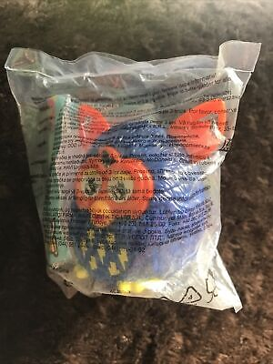McDONALDS HAPPY MEAL FURBY BOOM! TOY NEW SEALED BLUE WITH ORANGE FACE...