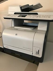Used HP CM1312nfi laser jet printer multi function Riverton Canning Area Preview