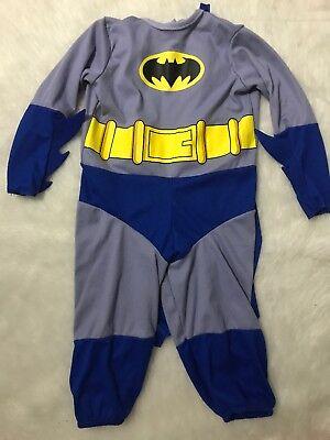 Batman DC Halloween Costume Toddler Superhero family, group Rubies child