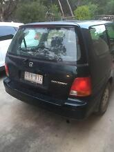 1997 Honda Odyssey (7 Seat) Wagon Langwarrin Frankston Area Preview