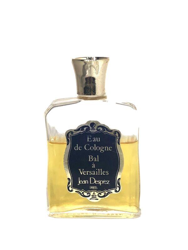 Vintage Jean Desprez Eau de Cologne Bal a Versailes Paris