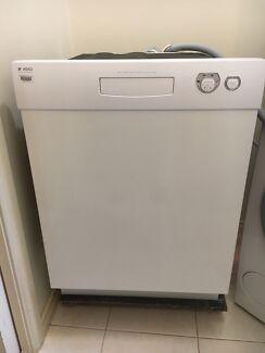 Asko Dishwasher - D3122 White