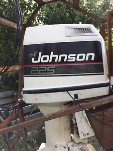Outboard motor Johnson 225