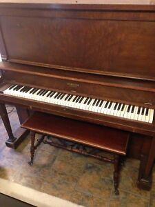 Hamilton Chicago upright piano