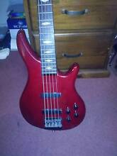 Ibanez CT series 5 string Bass Serial number 2103640 Traralgon Latrobe Valley Preview