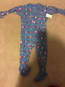 Size 18-24 month Christmas sleeper new with tags