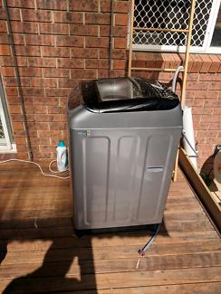 Samsung 7.5kg top loader washing machine.