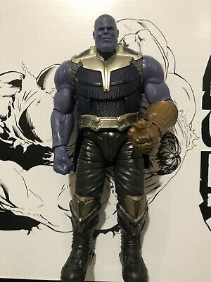 marvel legends Thanos BAF Complete Infinity War Used