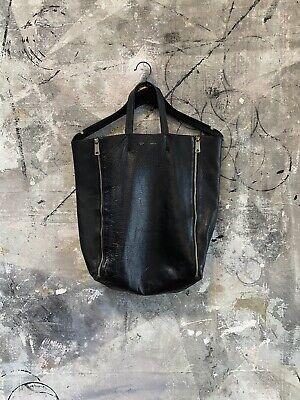 Celine Cabas vertical Zipper Bag