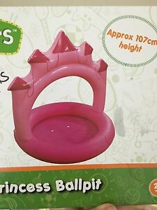 Inflatable princess castle ball pit Maryland Newcastle Area Preview