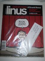 Linus 1 (526) Gennaio 2009 - Blisterato Da Abbonamento -  - ebay.it