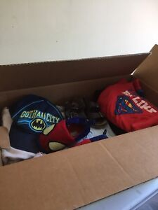 Box of boys clothes 6-18 months