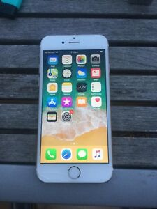 iPhone 6s - 64GB - Gold (With Gold Folding Case)