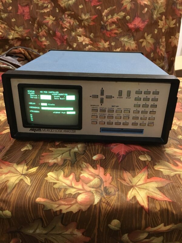 Arium ML4100B Logic Analyzer