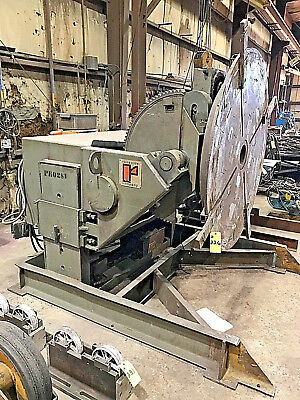 Ransome Model 100p Welding Positioner 10000 Lbs