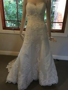 Wedding Dress Size 10 Gumtree Australia Free Local Clifieds