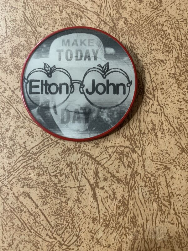 Make Today Elton John Day 1970