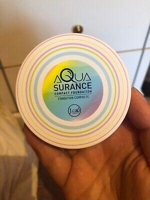 J cat Beauty Aquasurance Powder Foundation - Natural - See Description