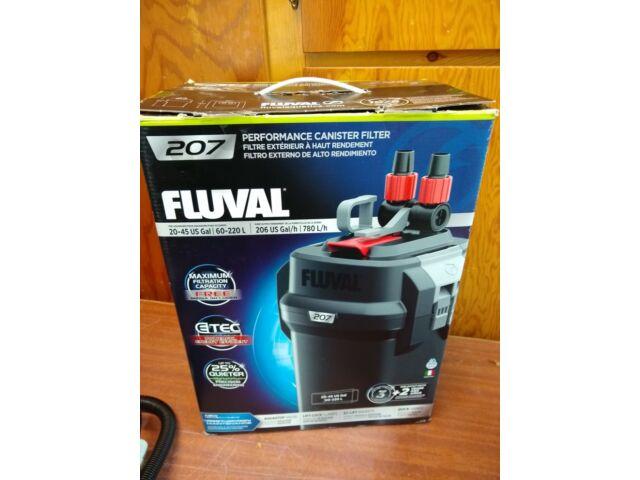 Fluval 206 Perfomance Canister Filter