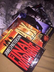 Maximum Ride Novels by James Patterson