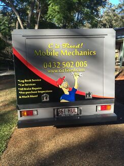 Mobile mechanic!  Shailer Park Logan Area Preview