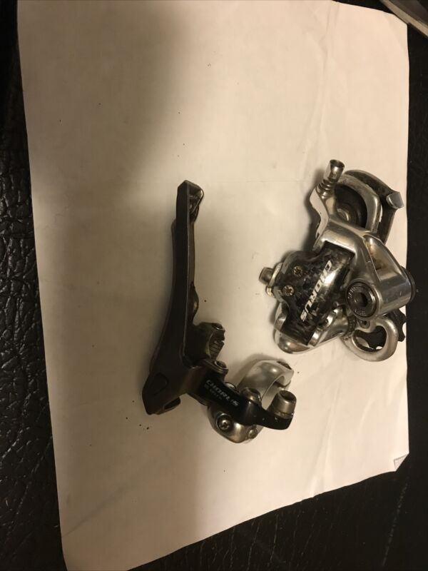 campagnolo chorus 10 speed Front and Rear derailleur