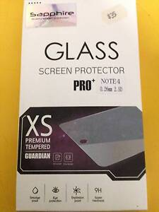 Brand New Tempered glass for Note4 Annerley Brisbane South West Preview
