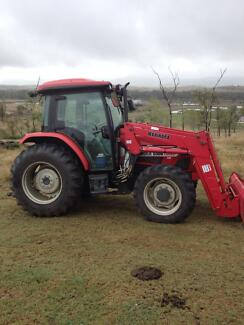 Tractor and implements Blackwater Central Highlands Preview